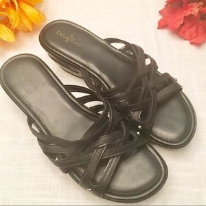 Cole Haan - Nike Air Black Sandals